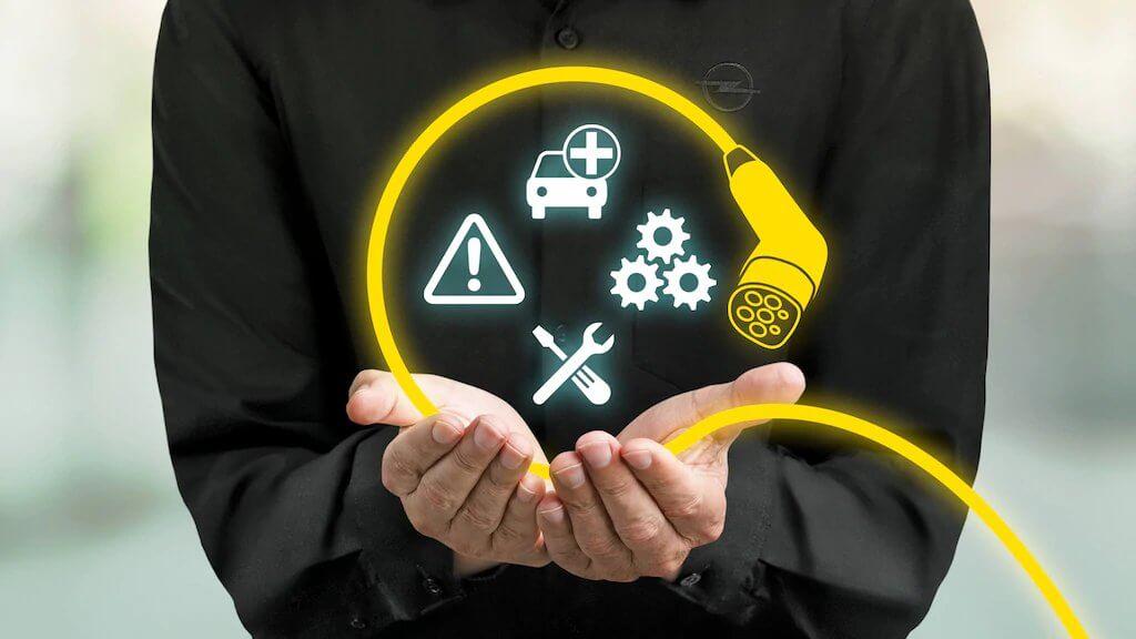FlexCare-e Gold per veicoli elettrici e ibridi plug-in