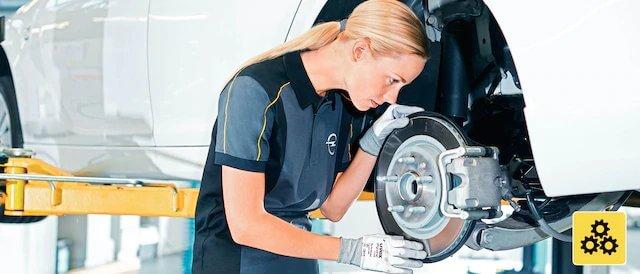 Riparazione Opel Parti soggette a usura
