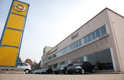 Sede Opel Ellebi Pavia